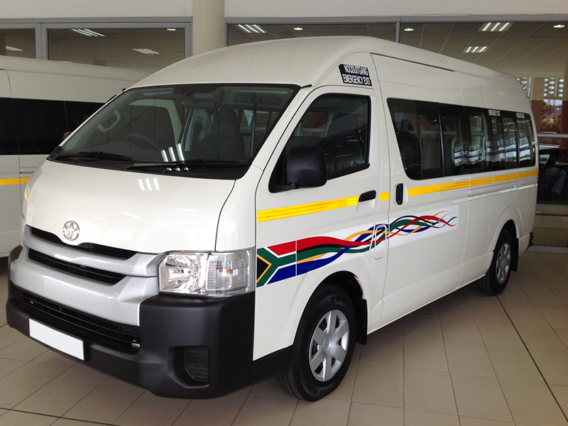 10 Reasons The Toyota Quantum Is The Best Minibus Taxi
