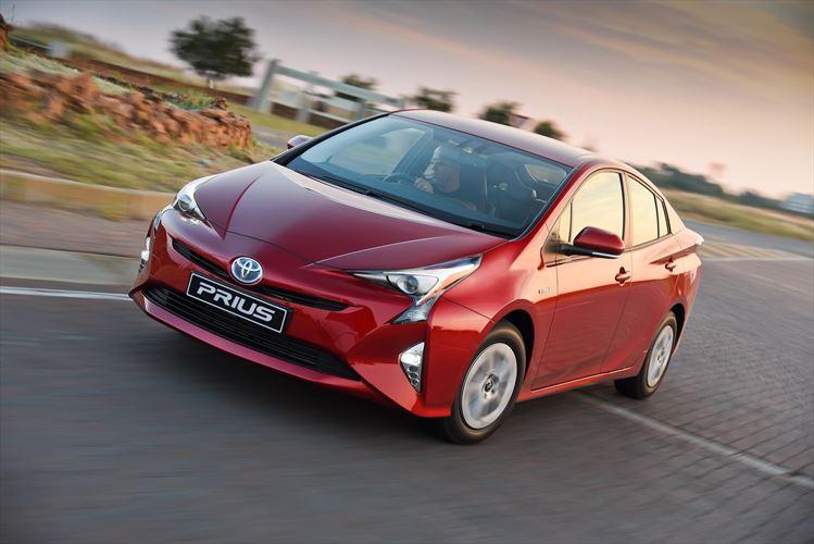 New Toyota Prius 2016