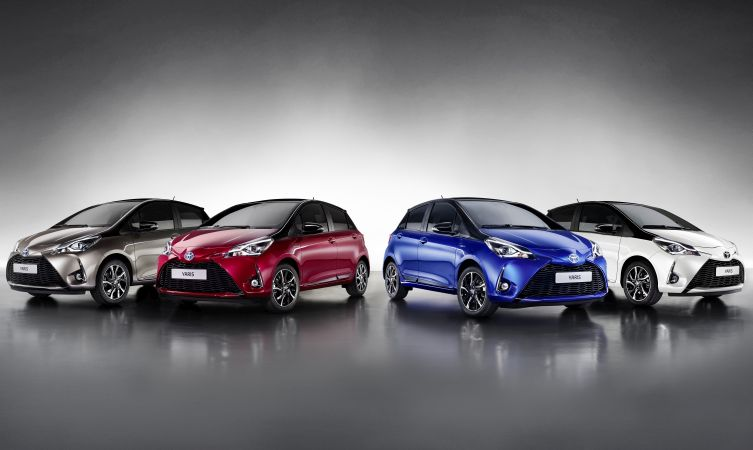 New Yaris Pulse Family