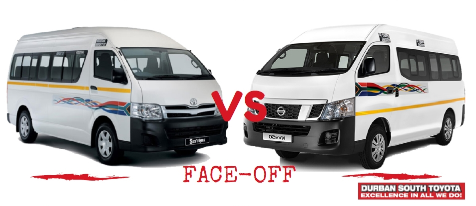 Toyota Quantum VS Nissan Impendulo. Finally, Get The Real-World ...