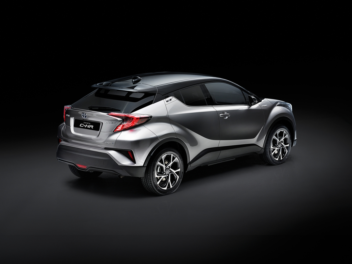 Over the coming months we'll be revealing more about the new Toyota C-HR – from its innovative powertrains to premium technology – in the buildup to one of ...