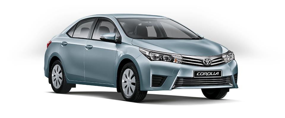 The Toyota Corolla