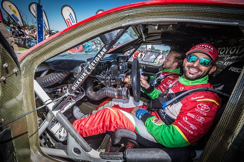 Yazeed Alrajhi Dakar 2016